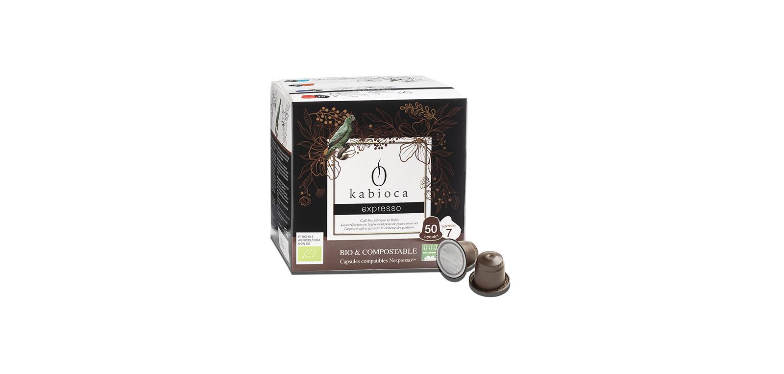 capsules café express bio