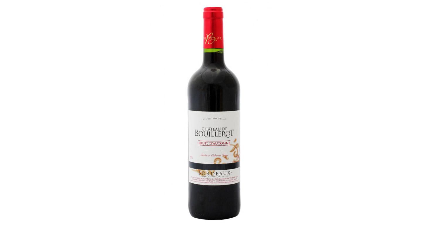 vin bio château Bouillerot